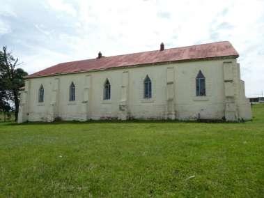 Cunningham Congregation Church, Butterworth, South Africa