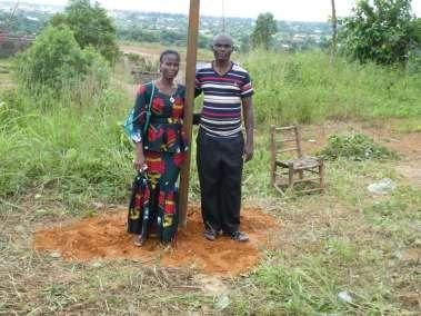 Pastor Oscar and Wife Korpo