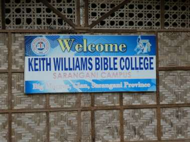 Arriving Bible College