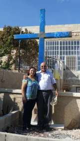 Pastor Bassam and Wife Hiyam
