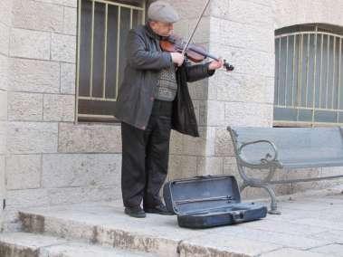 Fidler at the Gate of Jerusalem