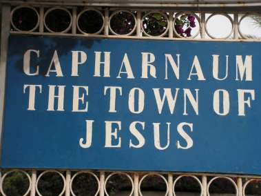 The Home Town of Jesus