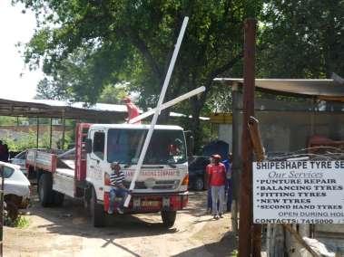 Transporting Cross