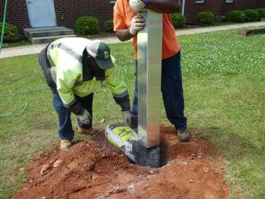 Adding Concrete