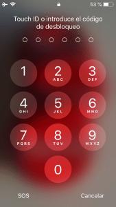 Código seguro o patrón de desbloqueo para evitar que espíen tu WhatsApp