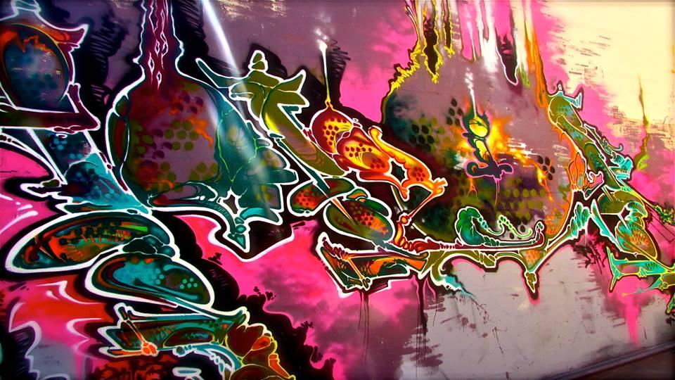 graffiti photo by karey nation