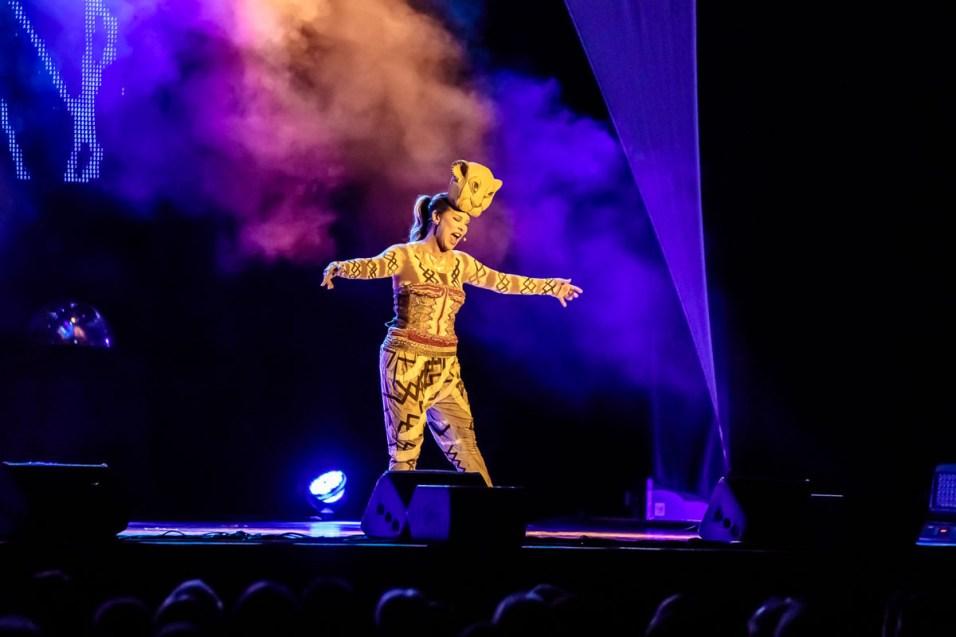Die Nacht der Musicals - König der Löwen (Kathy Savannah Krause)