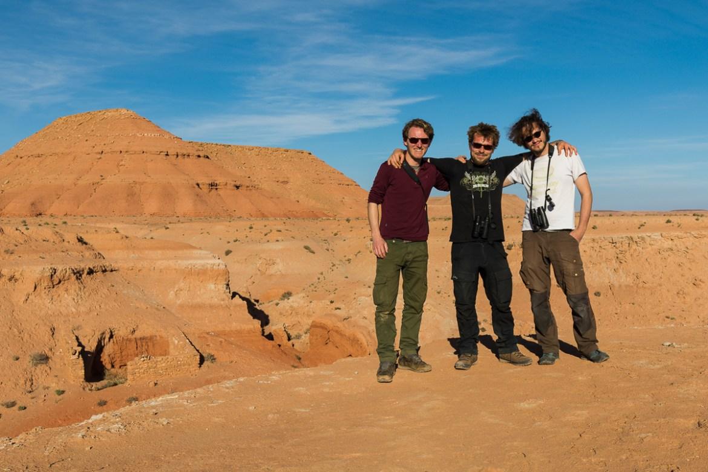 Desert near Amerzgane