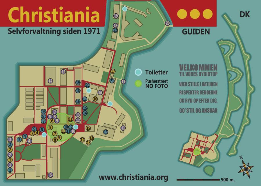 Guide Og Sevaerdigheder Pa Christiania Teatougaard Dk