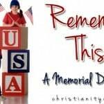 memorial day game