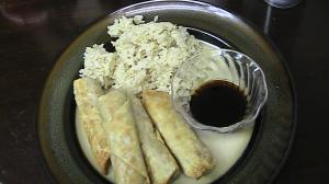 Recipe: Veggie Egg Roll