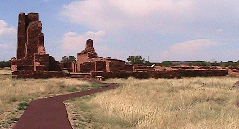 Salinas Pueblo Mission, Mountainair, New Mexico