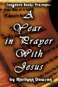 A Year in Prayer With Jesus Front Cover