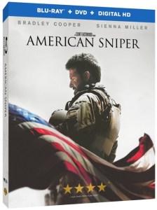 American Sniper Box Art 3D