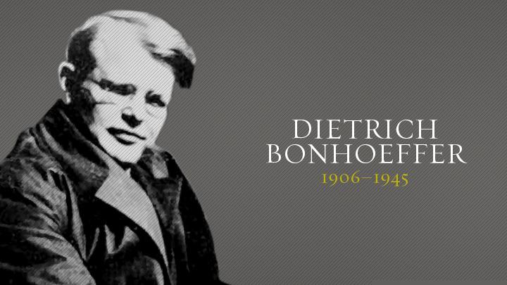 Image result for bonhoeffer
