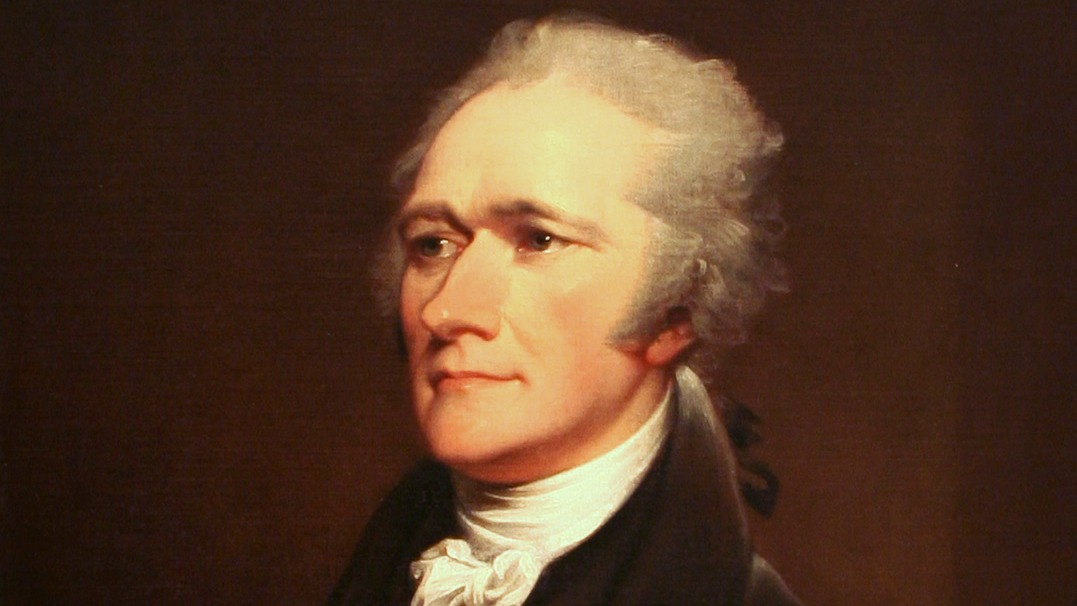 Image result for photo of alexander hamilton