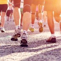 Première séance de running en club