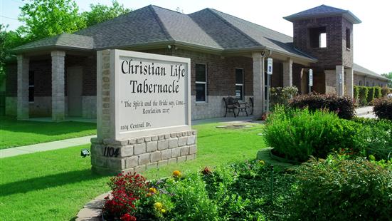 Christian Life Tabernacle Exterior