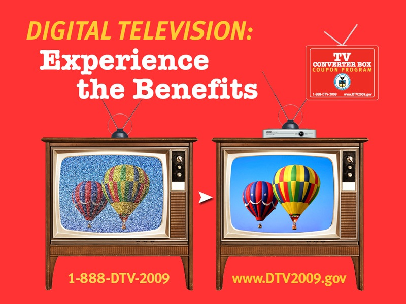Free dtv box coupon
