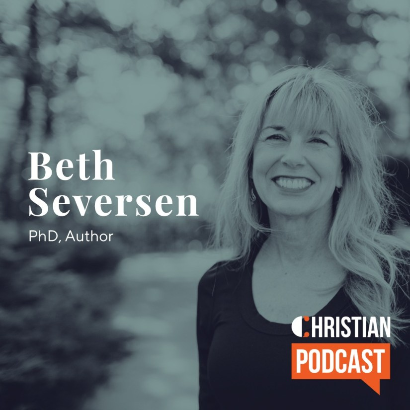Beth Serversen Christian Podcast Not Done Yet