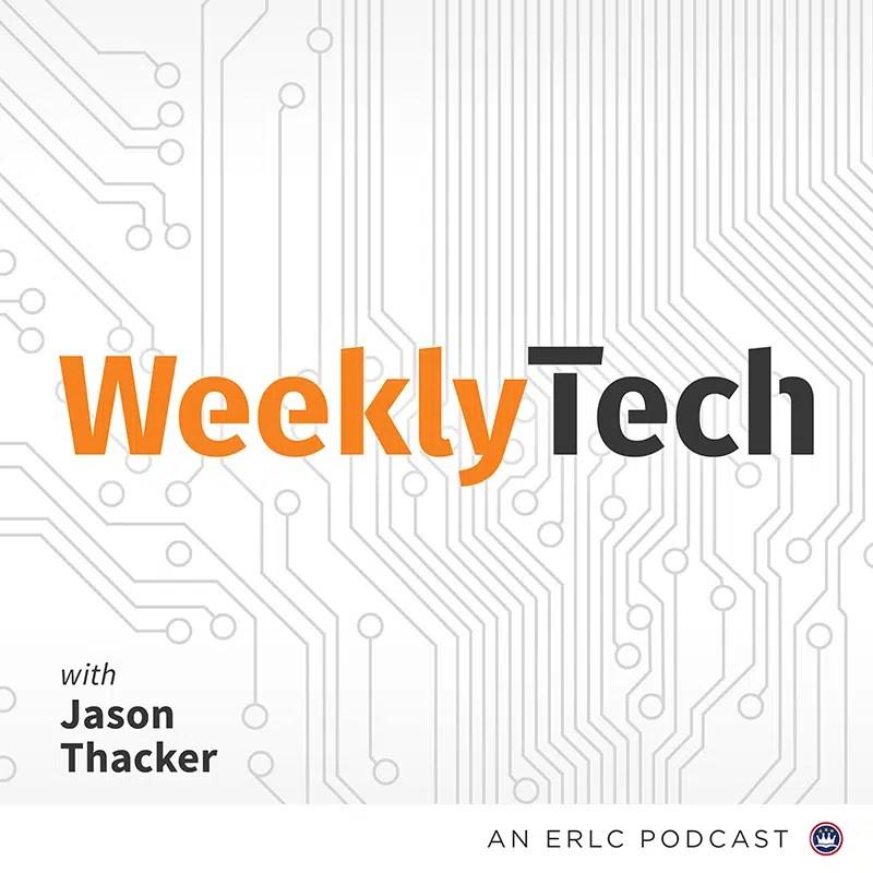 Weekly Tech Podcast Jason Thacker