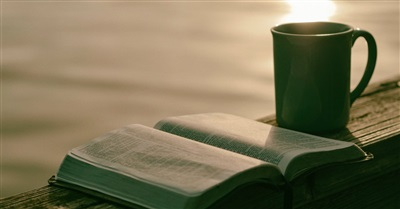 Bible-coffee