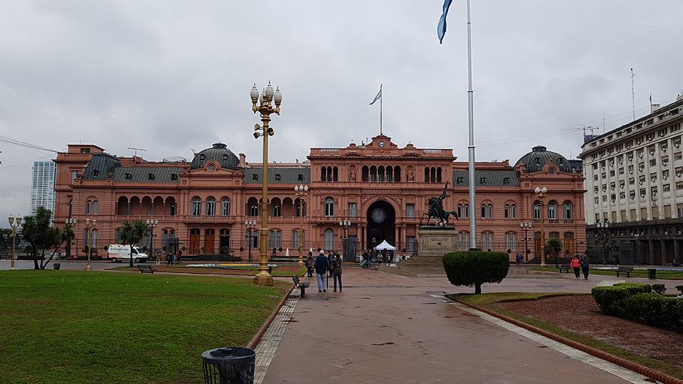 Benvenuti a Buenos Aires, giorno 9
