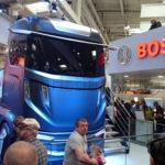 Zukunftsstudie von Bosch zum Autonomen fahren