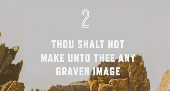 Image result for The 2nd commandment Pictures