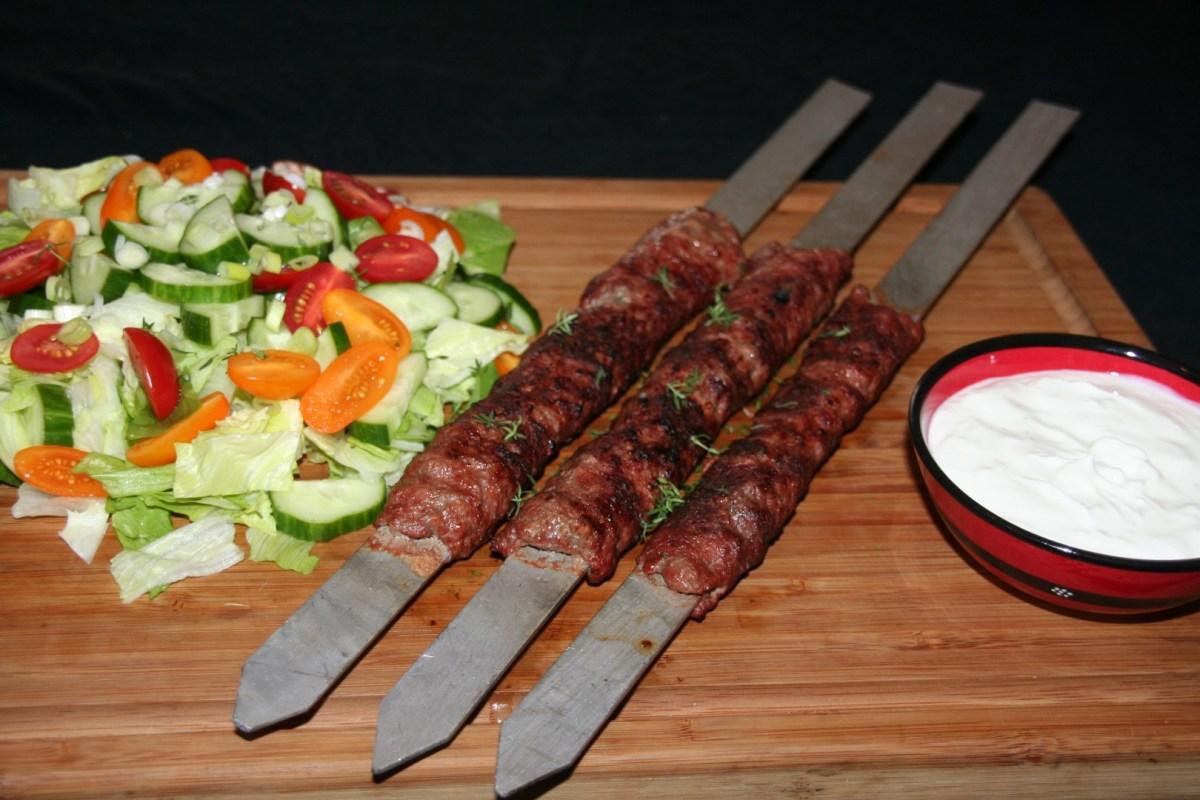 Kebab Koobidah