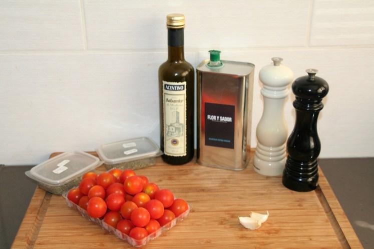 Spies cherry tomaat - Ingredienten