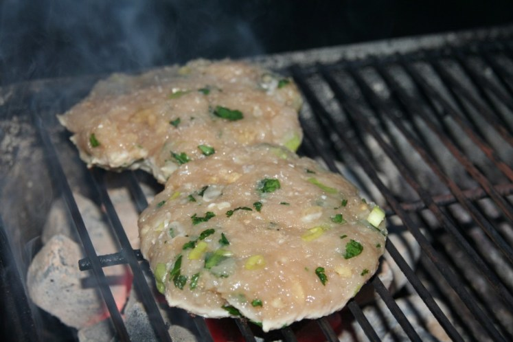Banh Mi Burger - BBQ