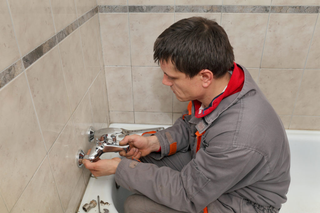 https www christiansonco com six common causes leaking faucets