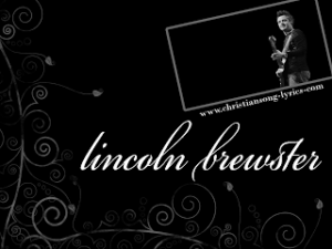 Lincoln Brewster Wallpaper