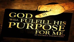 Purpose of God to Men