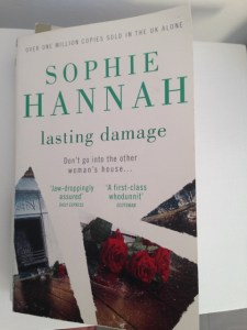Book Cover - Lasting Damage, Sophie Hannah