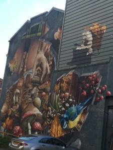Edinburgh Street Art 1