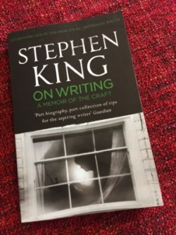 Book Review of Non-Fiction / Autobiographical Book – On Writing, A Memoir of The Craft, Stephen King