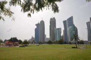 Doha_Corniche_park