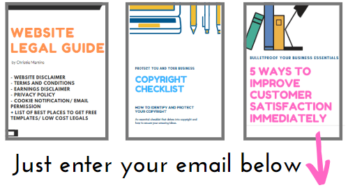 free booklet pdf website email hints and tips