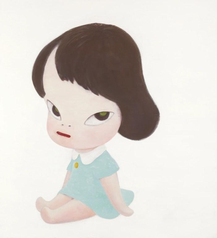 Hothouse Doll (1995), Yoshitomo Nara