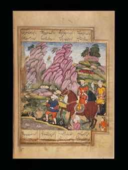 JAMAL AL-DIN ABU MUHAMMAD NIZAMI (AH 535-598/1140-1202 AD): KHAMSA