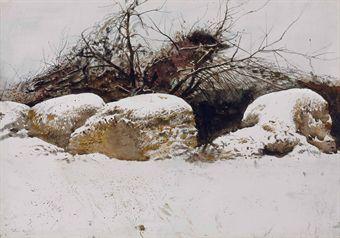 Andrew Wyeth 1917 2009 Shredded Wheat 20th Century