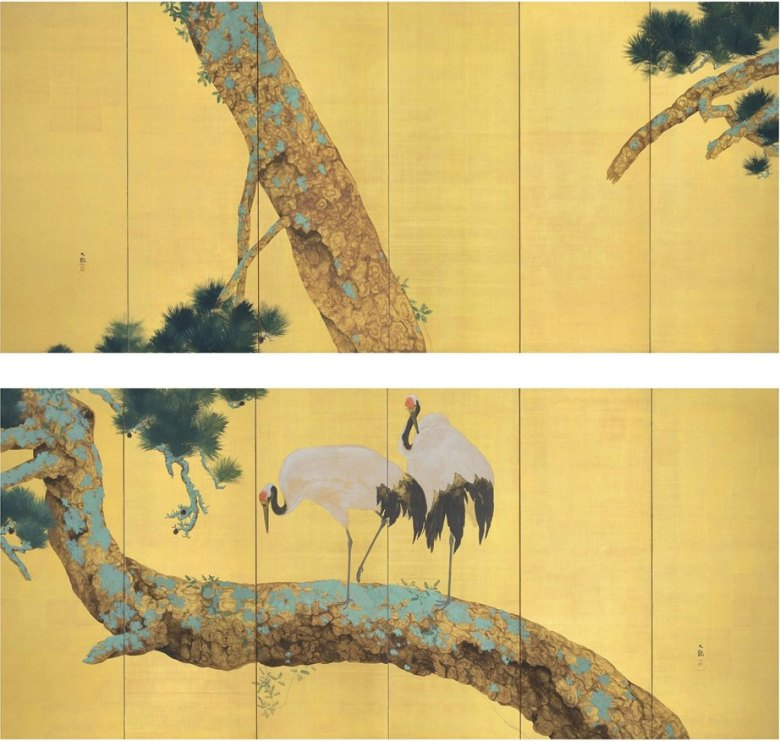 Japanese Screens Collecting Guide Christies