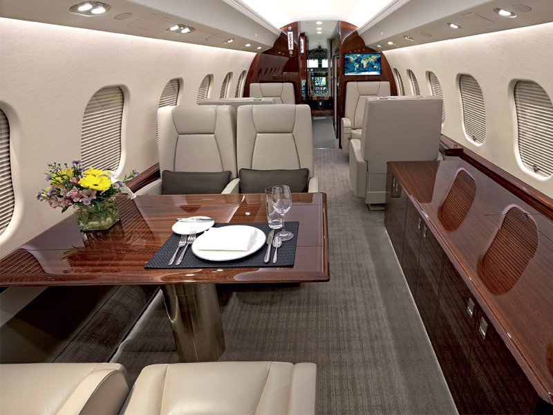 The Joys Of Owning A Private Jet Christies International Real Estate