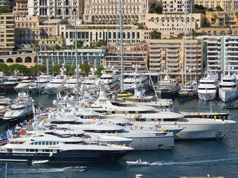 Monaco Yacht Show 2015 is a key date in the calendars of superyacht owners across the world. With 300 days of sunshine per year, it's not hard to see why so many privilege this marina town over others