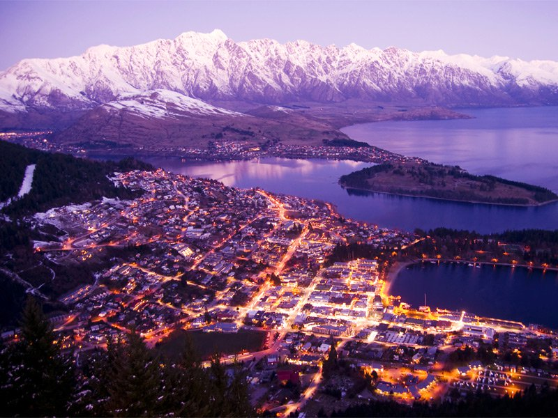 Discover all of the delights Queenstown has to offer from your base in The Spire Hotel