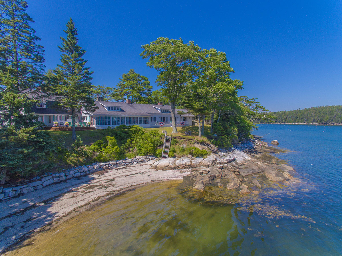 Maine historic estate for sale