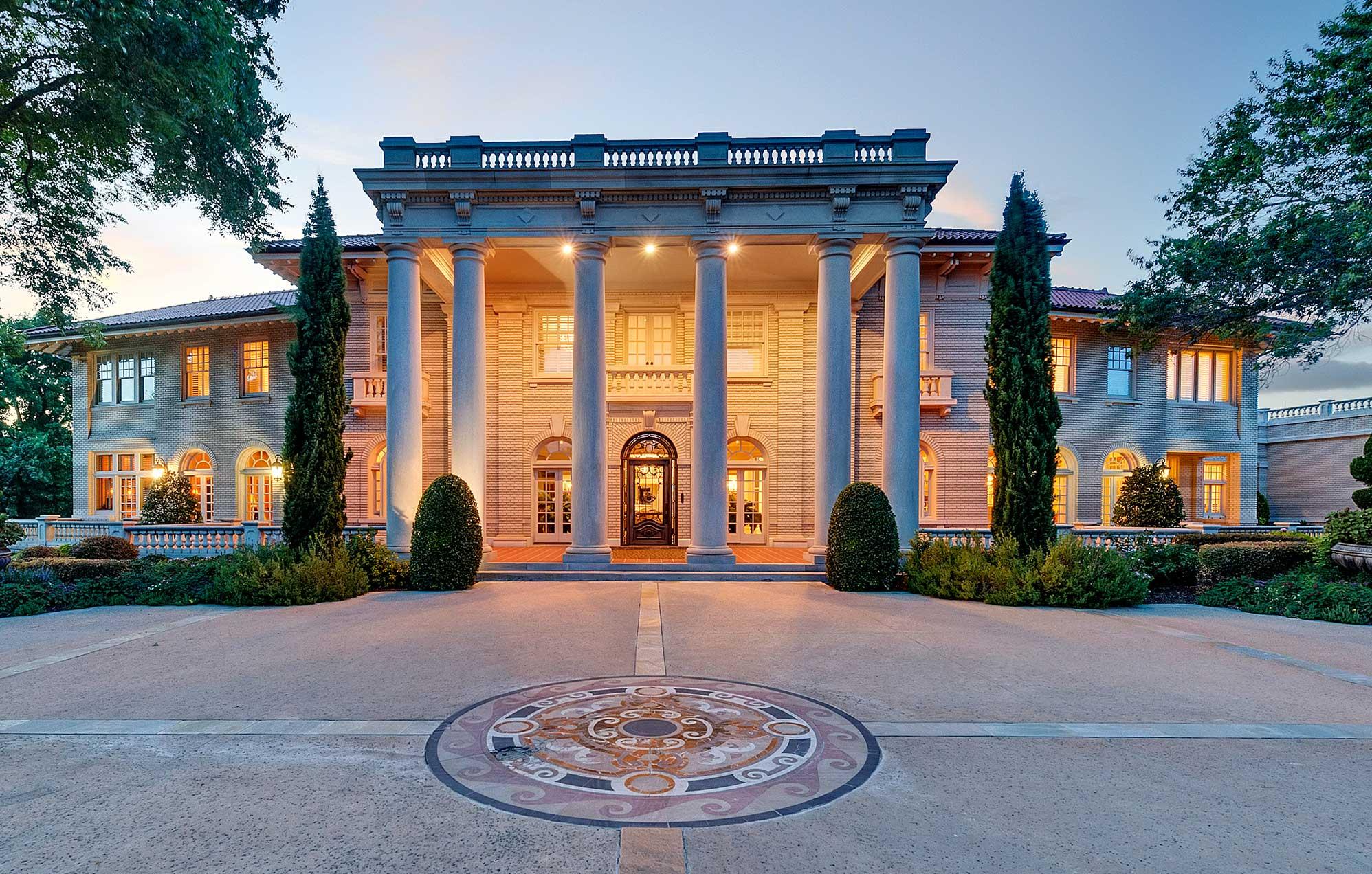 Admirable Baldridge House A Luxury Home For Sale In Fort Worth Interior Design Ideas Tzicisoteloinfo