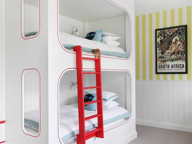 Young At Heart How To Design Children S Bedrooms Christie S